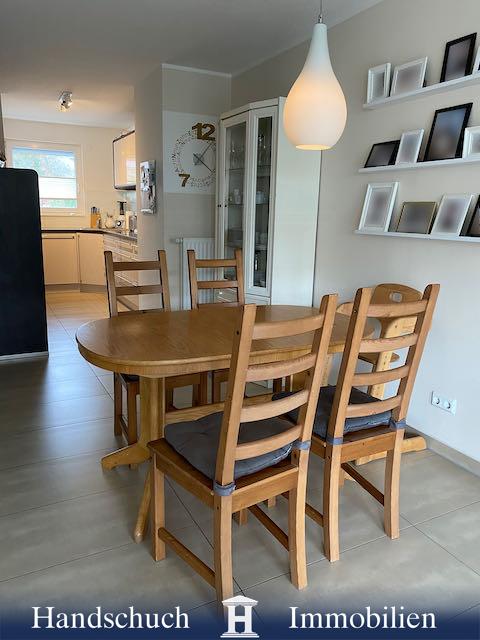 Essbereich Blick zur Küche